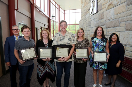 2019 Tenured Faculty